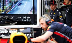 Damage curtails Verstappen's FP2 track time in Monaco