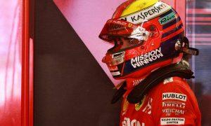 Leclerc escapes with reprimand after FP3 VSC breach