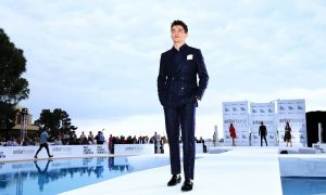 Formula 1 drivers hit the catwalk in Monaco!
