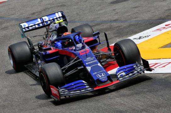 Monaco GP: Saturday's action in pictures