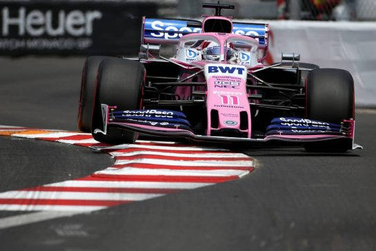 Sergio Perez (MEX), Racing Point 