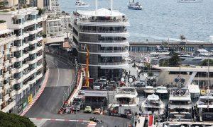 2019 Monaco Grand Prix - Qualifying results