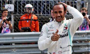 Mercedes lock-out Monaco front row amid torrid time for Ferrari