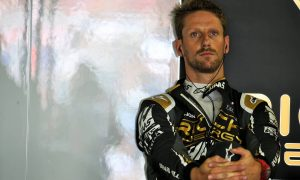 Why does Grosjean want a return of re-fueling in F1?