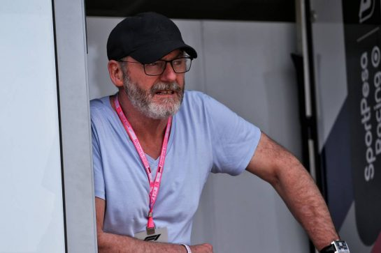 Liam Cunningham (IRE) Actor.