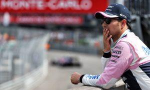 Perez says no rain will mean 'great pain' at Monaco