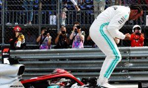 'This one is for Niki' says Hamilton of 'perfect' Monaco pole