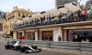 2019 Monaco Grand Prix - Race results