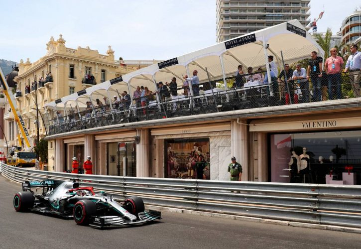 2019 Monaco Grand Prix – Race results from Monte Carlo
