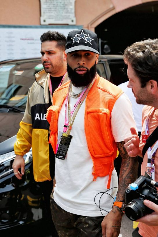 Odell Beckham Jr (USA) NFL Player.