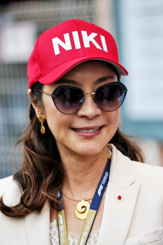 Michelle Yeoh (MAL).