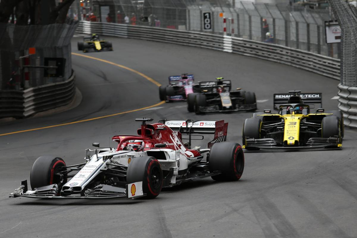 Kimi Raikkonen (FIN), Alfa Romeo Racing