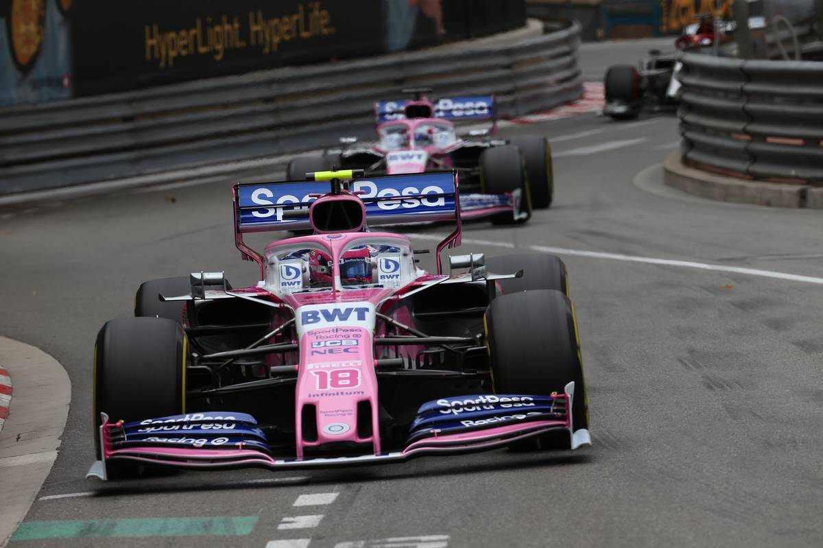 Perez almost hit marshals at Monaco GP