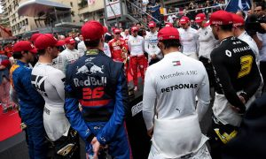 Scenes from the paddock - Monaco