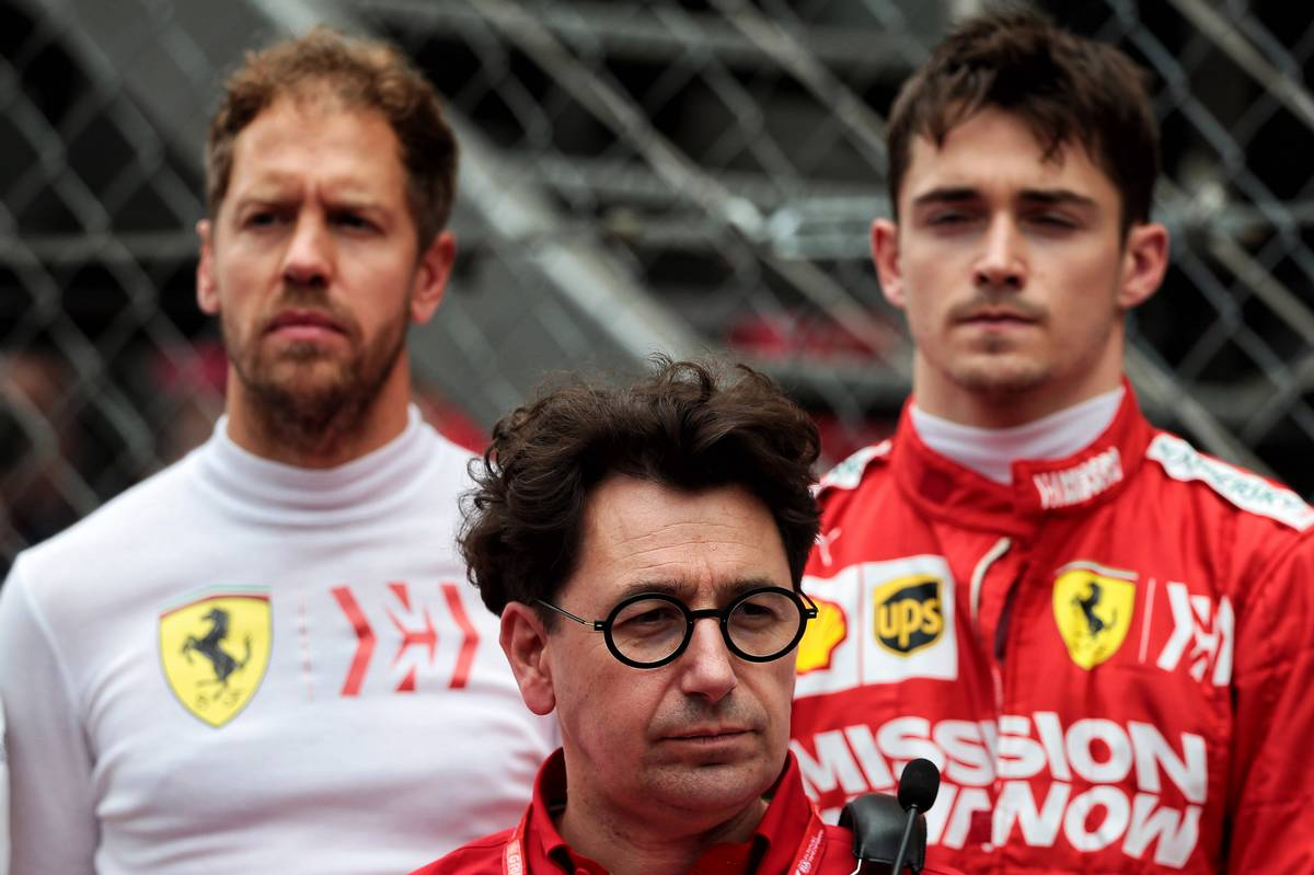 Brawn: The season seems to be getting away from Ferrari