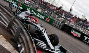 Mercedes admits Hamilton one lap away from losing Monaco GP