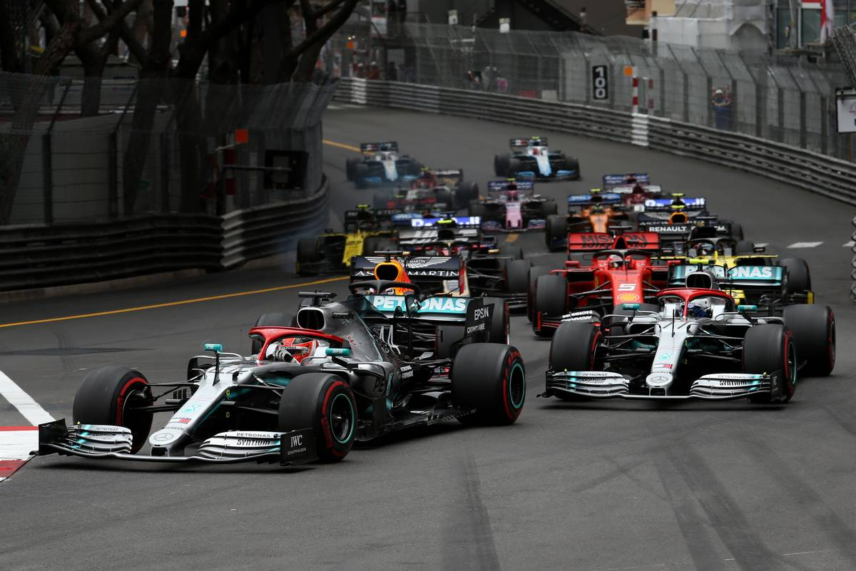 Wolff insists 1-2 finishes 'are not normal' for Formula 1