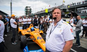 Brown: IndyCar bid won't distract from McLaren's F1 momentum