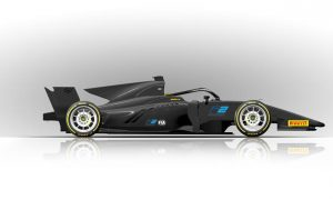 Formula 2 jumps ahead of F1 with new 18-inch tyres for 2020