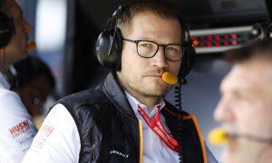 McLaren's Seidl urges F1 to focus on 'bigger issues'