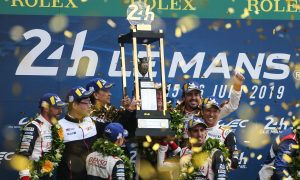 Le Mans: Alonso, Buemi and Nakajima make it two in a row for Toyota!