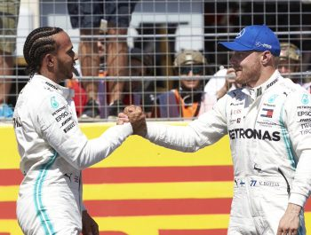 Hamilton:  Blame the rules not the drivers for 'boring' F1