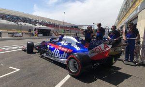 Tactical Honda opts to break FIA seal on Kvyat's engine
