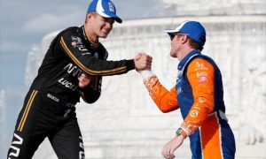 Cool Ericsson clinches IndyCar podium at Detroit GP
