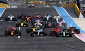 Bouillier 'comfortable' French GP has solved traffic issues