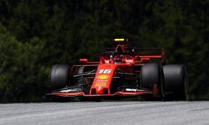 Leclerc fastest in FP2 as Verstappen and Bottas crash!