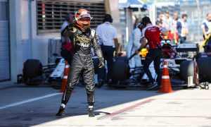 Magnussen 'has no idea' where his P5 lap came from!