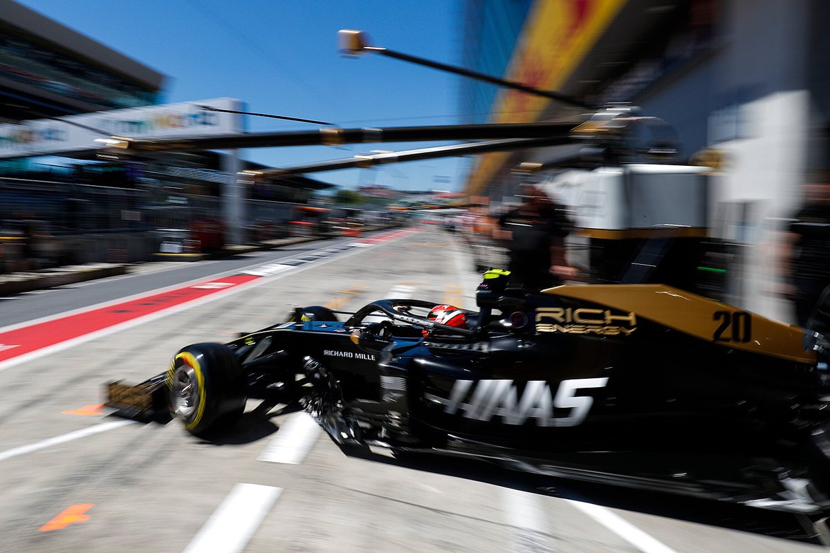 Magnussen 'has no idea' where his P5 lap came from