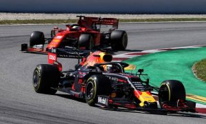 Red Bull's Verstappen expecting Ferrari upswing in Canada