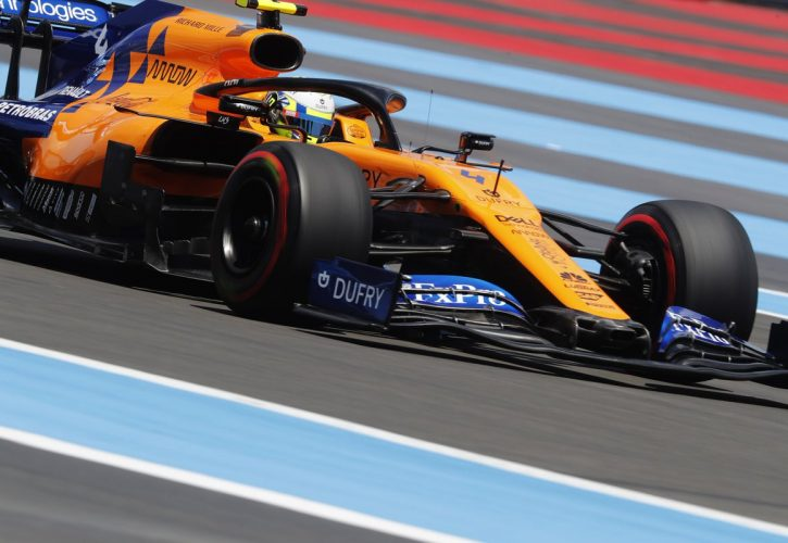 Ricciardo falls to 11th with two French GP penalties