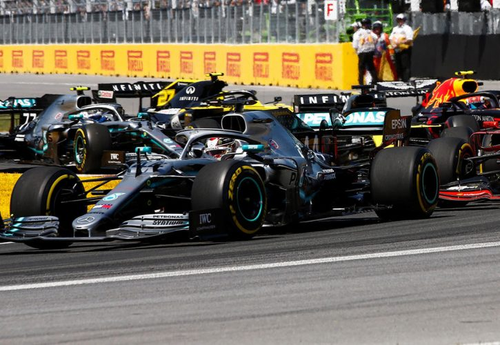 Hamilton escapes penalty for Verstappen incident