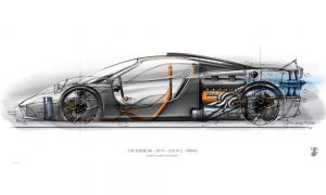Gordon Murray unveils McLaren F1 successor!