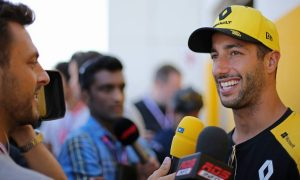 Superb Ricciardo overjoyed with 'huge' qualifying performance