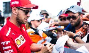 Vettel updates everyone on his future… again!