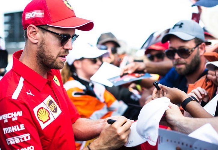 Sebastian Vettel updates everyone on his future… again!