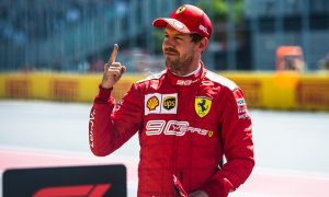 Vettel: Ferrari needs 'perfect race' to defeat Mercedes