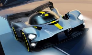 Newey's Aston Martin Valkyrie to race at Le Mans in 2021