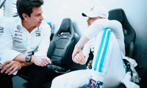 Wolff: Change of style needed for Bottas to challenge Hamilton