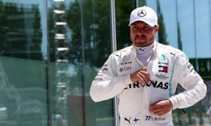 Bottas not feeling pressure but not 'satisfied' with P4