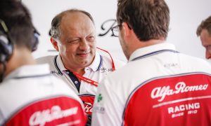 Vasseur sees strategy in Austria as key to points for Alfa