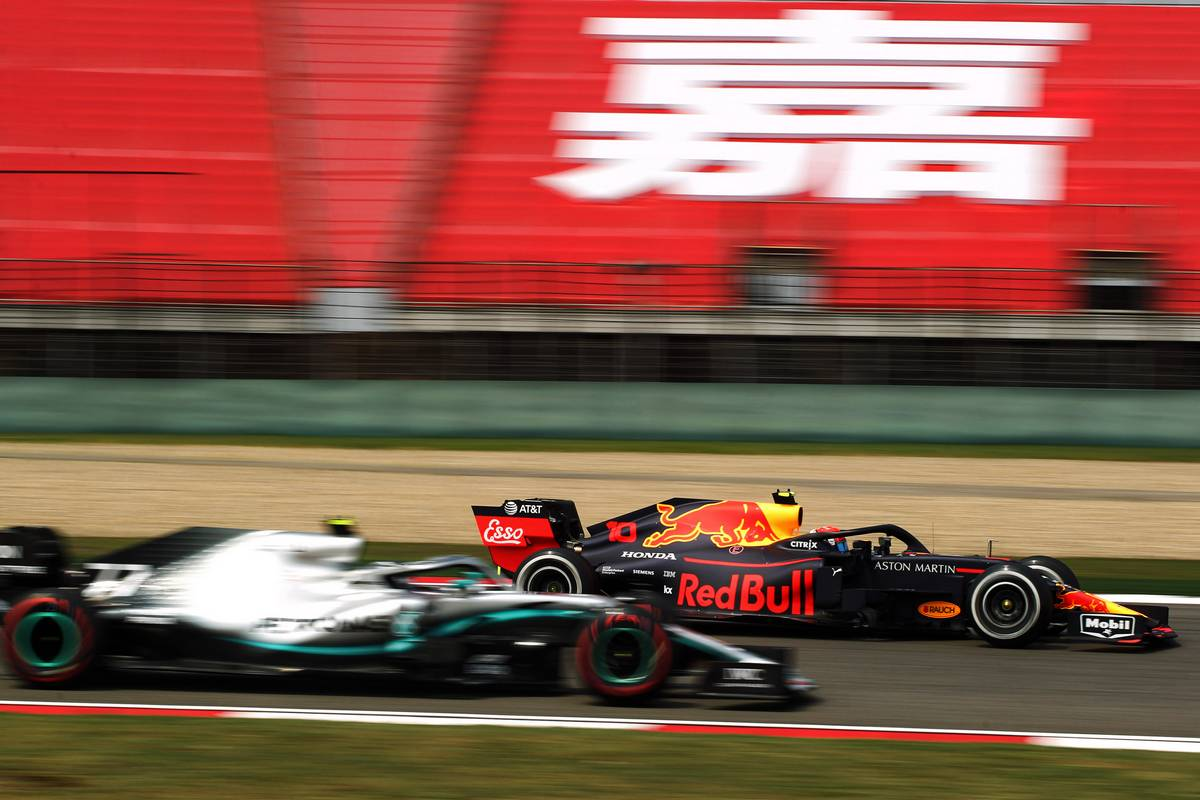 Red Bull's Marko hints at a pro-Mercedes bias in Formula 1