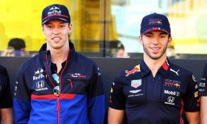 Marko: Red Bull has no plans to swap Gasly for Kvyat