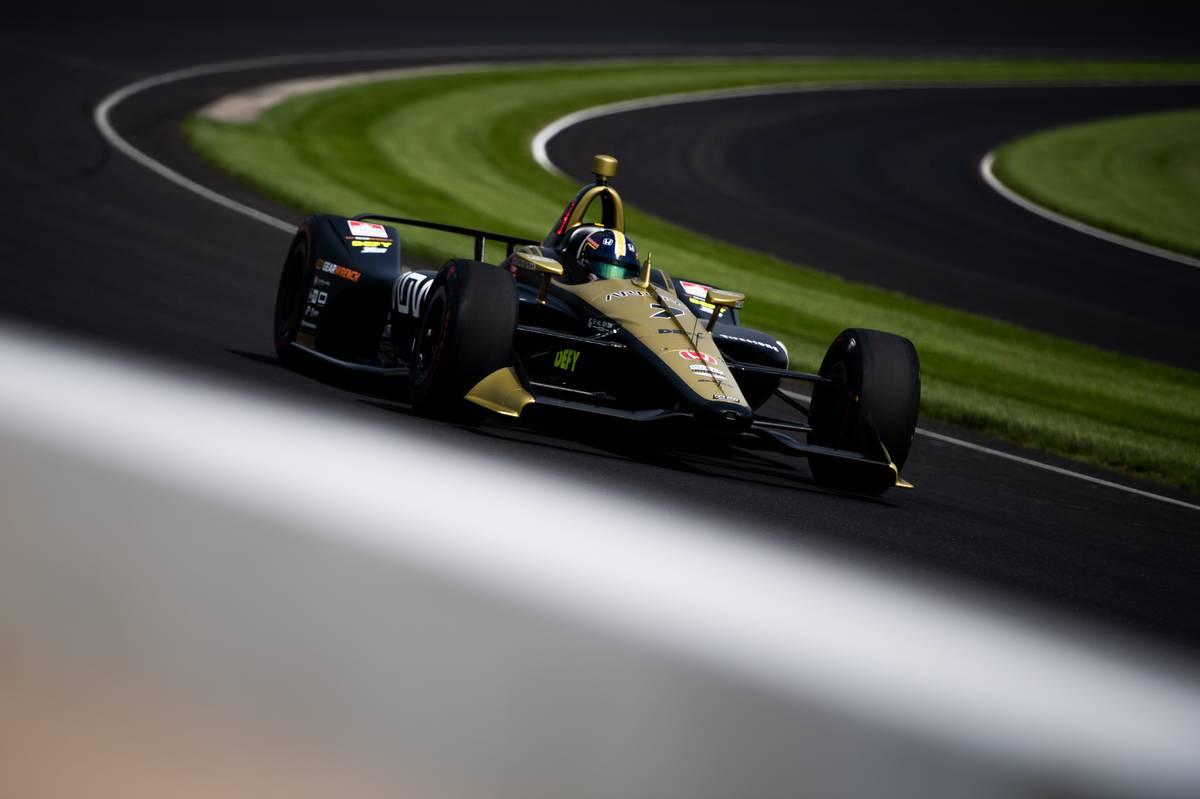 Marcus Ericsson, Arrow Schmidt Peterson Motorsports.