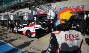Back to the grind at Le Mans for Alonso