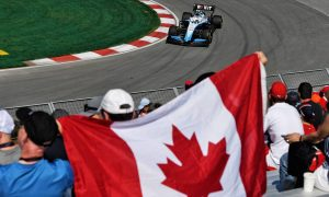 Canadian GP: Friday's action in pictures
