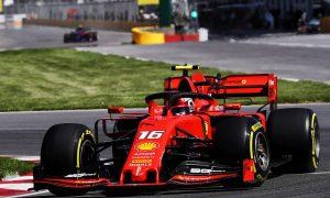 Ferrari overhauls Mercedes in FP2 as mistake sidelines Hamilton